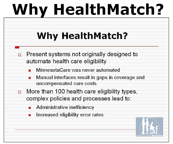 HealthMatch graphic