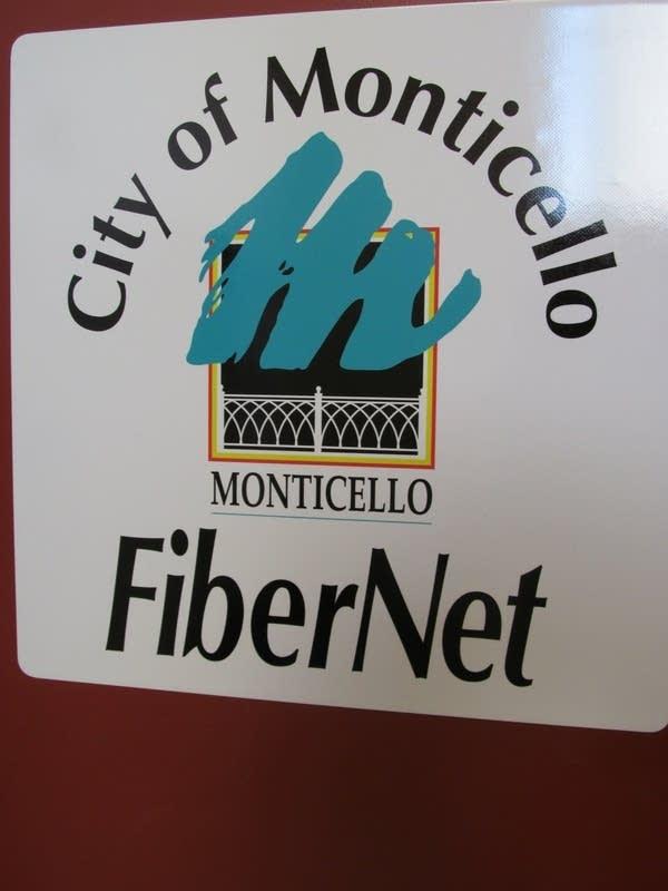 City of Monticello municipal broadband
