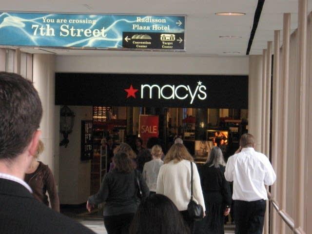 Macy's skyway