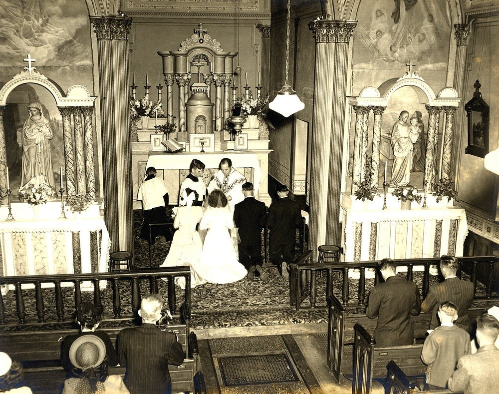 1947 wedding