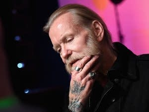 Gregg Allman on December 11, 2015 in Nashville, Tennessee.