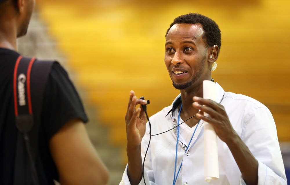 Somali Basketball League commissioner