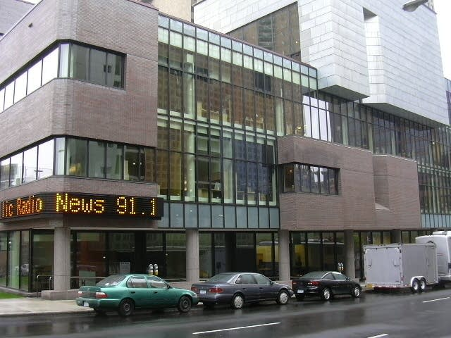 MPR headquarters