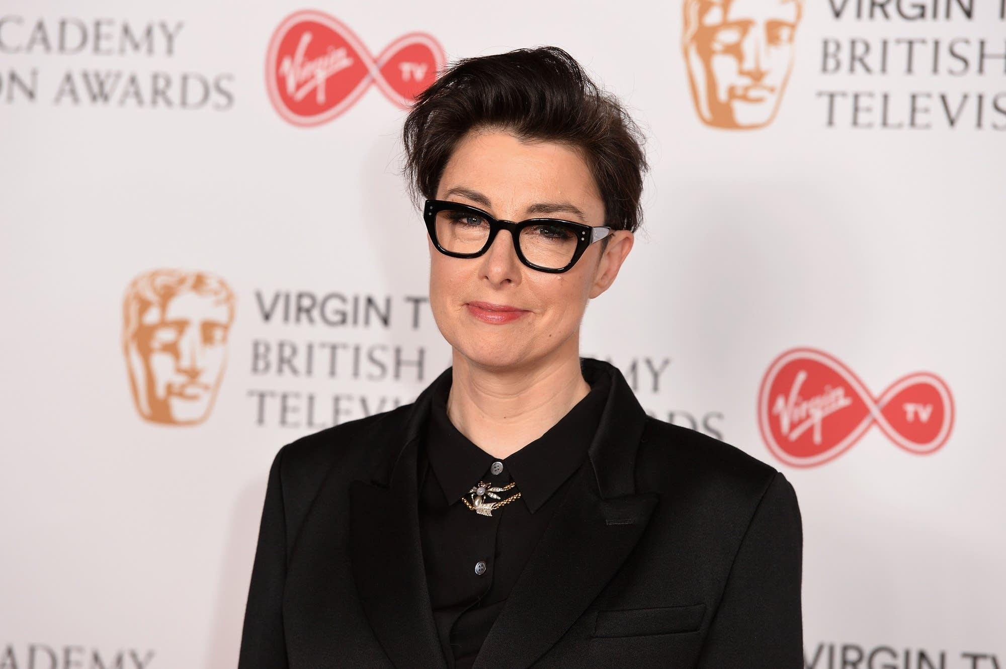 Sue Perkins at the BAFTA Awards