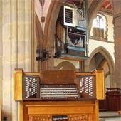 1969 Walker at Blackburn Cathedral, England