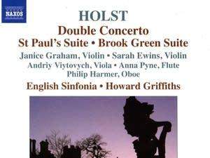 Gustav Holst - Fugal Concerto: I. Moderato