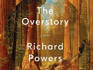 """The Overstory,"" by Richard Powers."