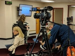Media await the release of Wetterling investigation files