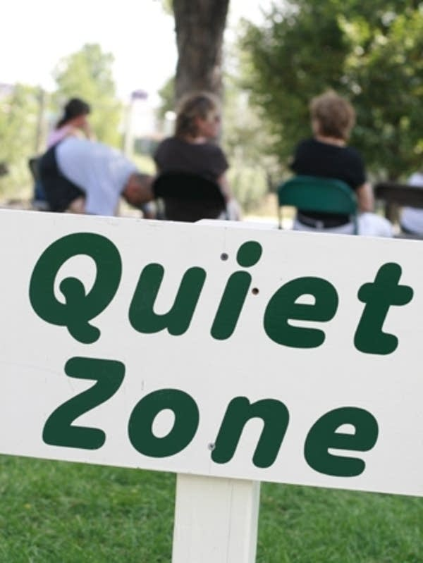 Quiet zone