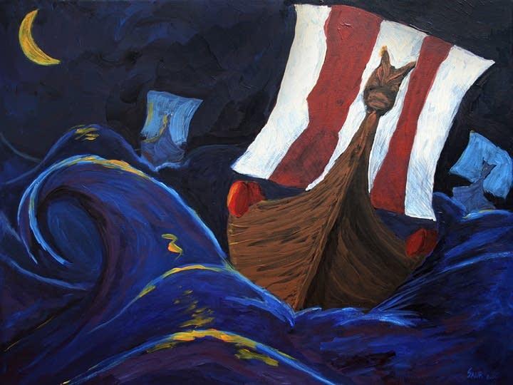 Voyage of the Norsemen