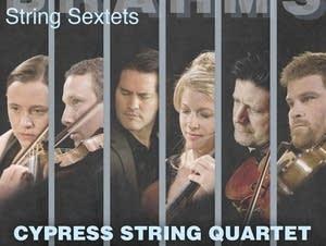 Cypress String Quartet, 'Brahms Sextets'