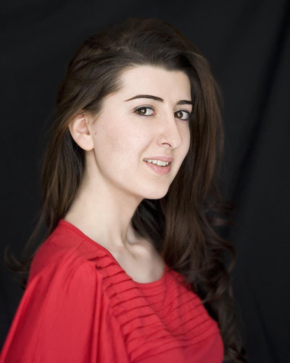 Pianist Nareh Arghamanyan
