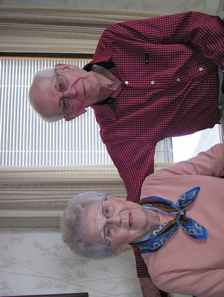 Erwin and Helen Hensch