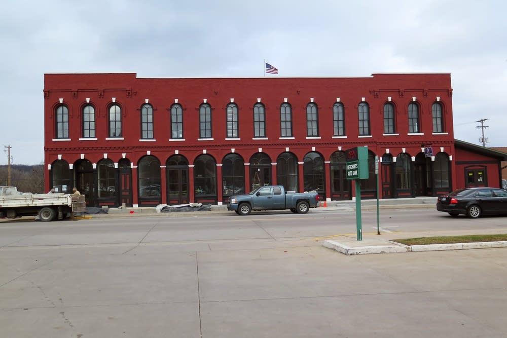 The Latsch building