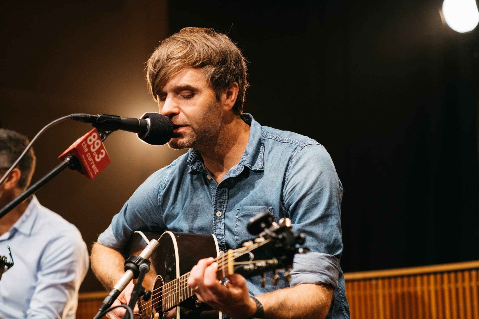 Death Cab for Cutie perform a MicroShow at MPR