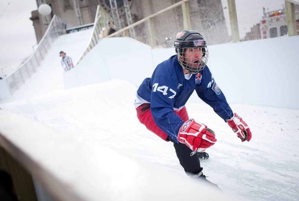 Crashed Ice National Shootout