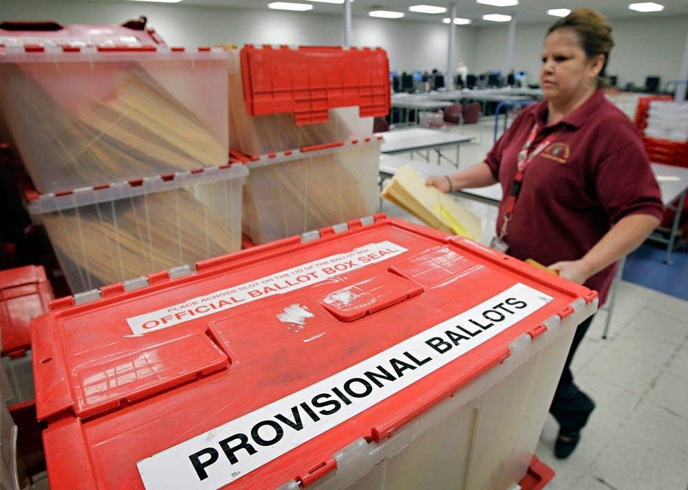 Provisional ballots