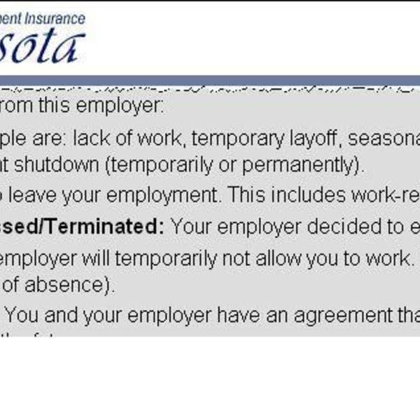 Hours cut at work? Unemployment benefits may be available