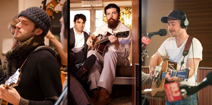 Punch Brothers, Avett Brothers, Trampled by Turtle