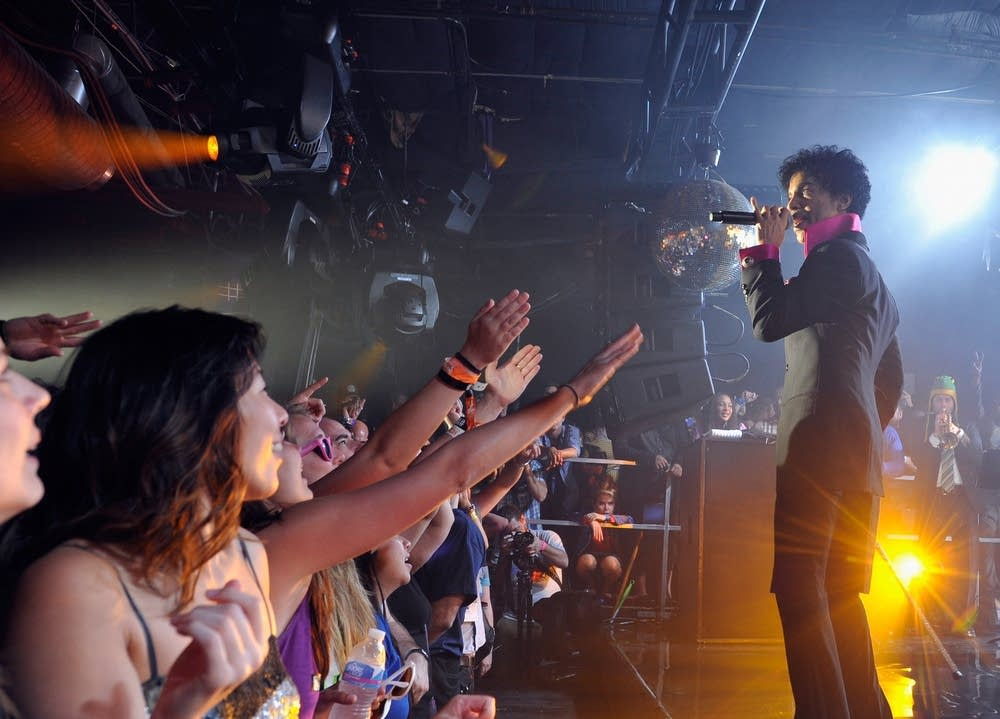 Prince at SXSW