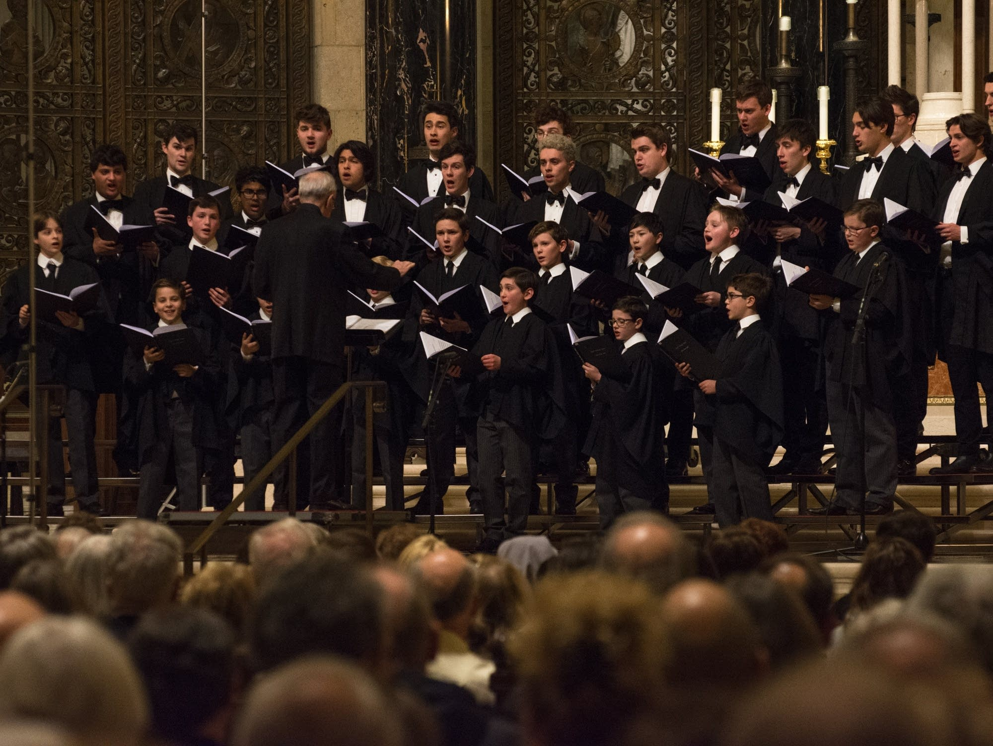 Choir of King's College Concert