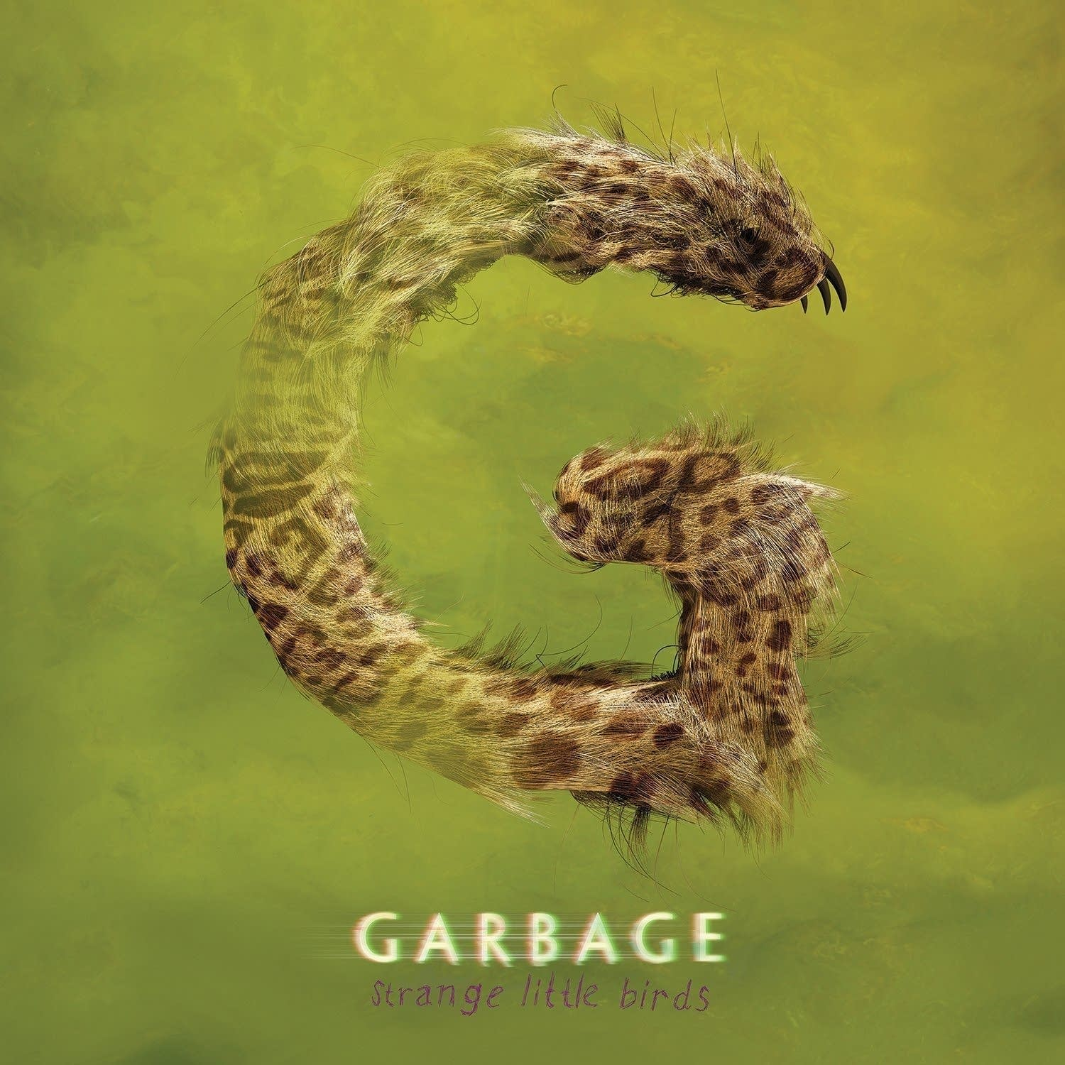 Garbage, 'Strange Little Birds'