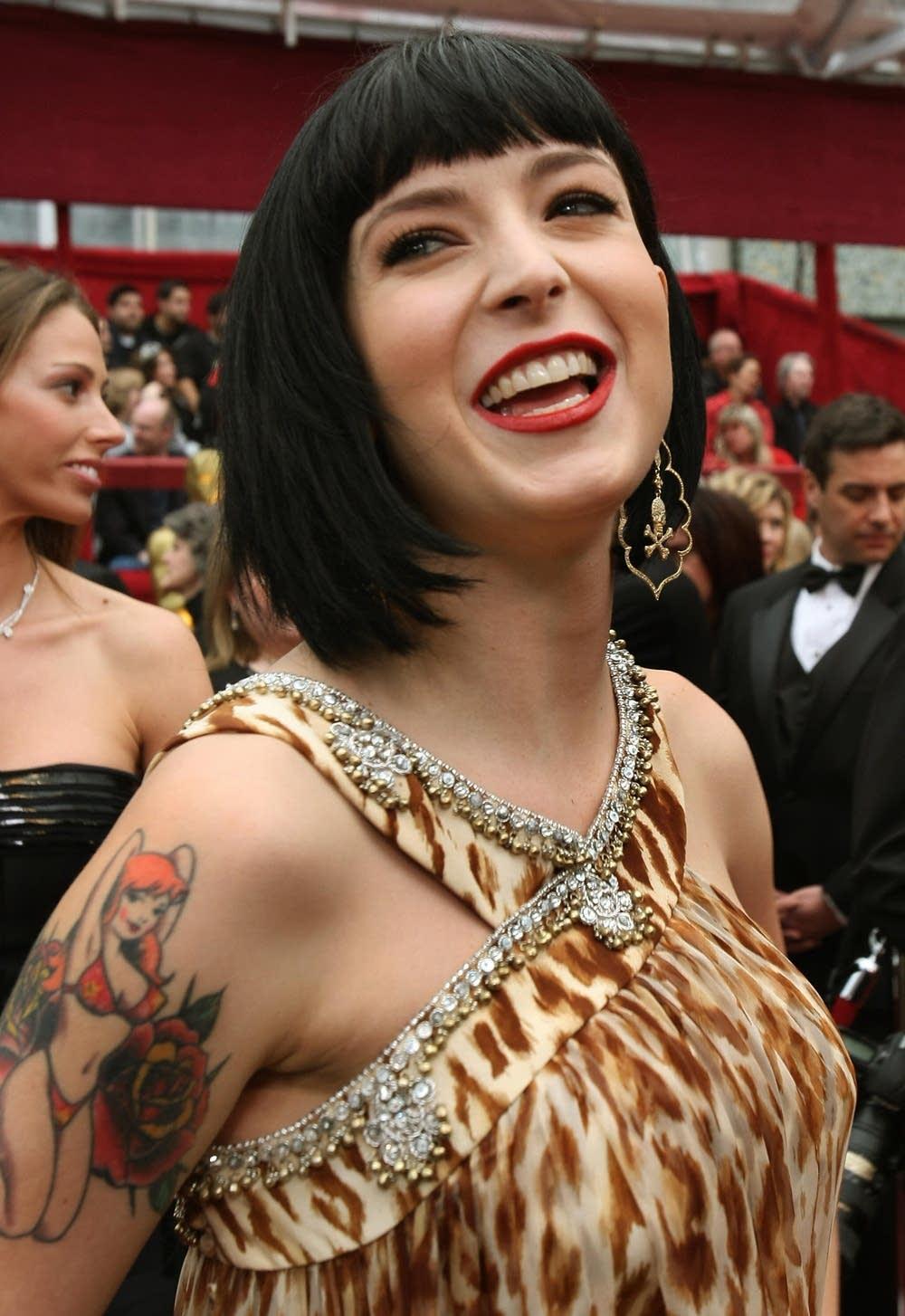 65 best Oscars dresses of all time History of Academy Awards Oscar fashion diablo cody