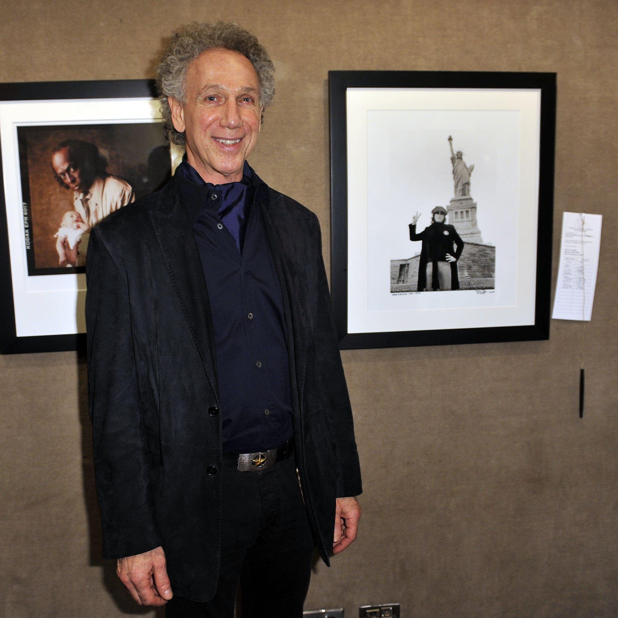 Photographer Bob Gruen