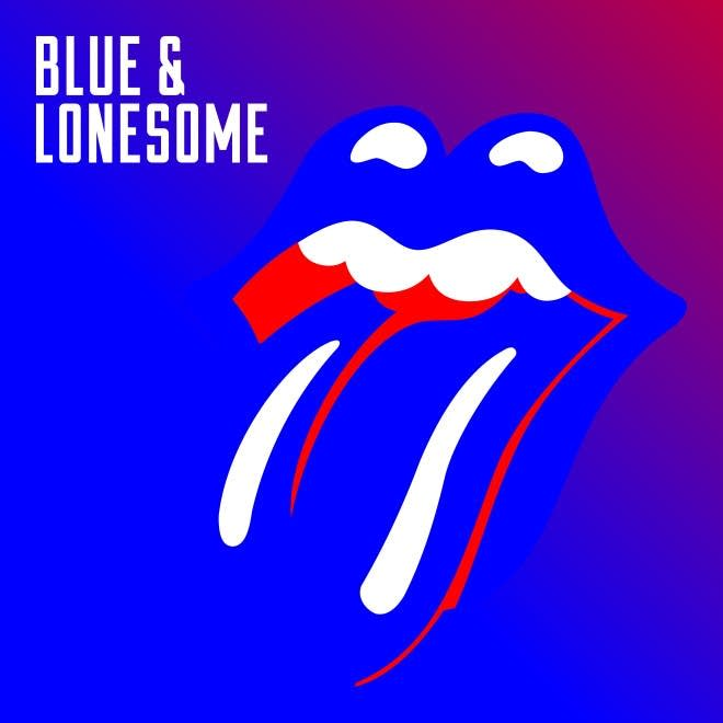 Rolling Stones, 'Blue & Lonesome'