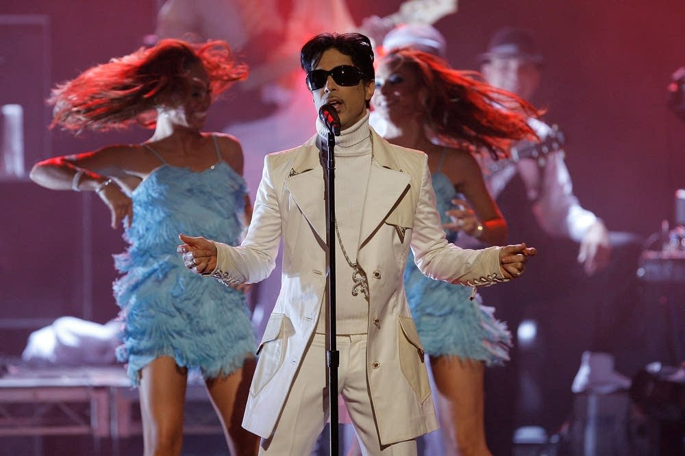 Prince at 2007 NCLR ALMA Awards