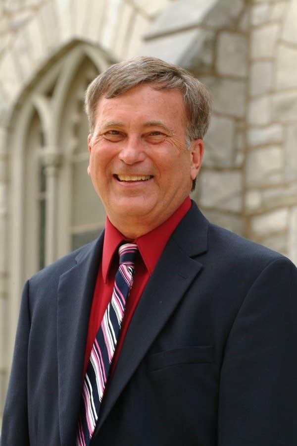 Villanova professor Charles Zech