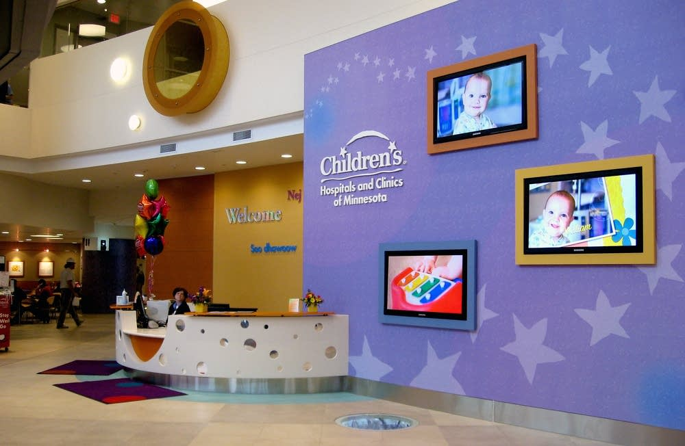 Children's Hospitals and Clinics of Minneasota