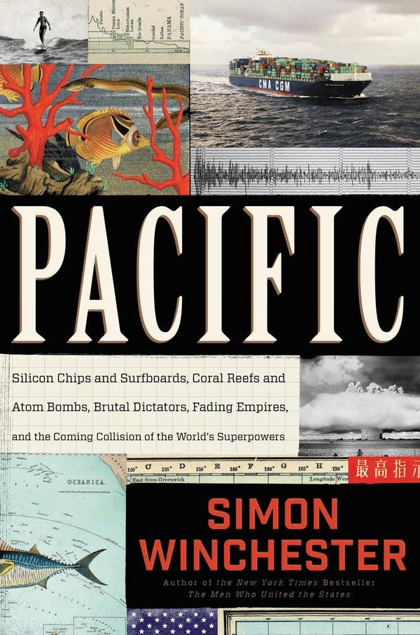'Pacific' by Simon Winchester