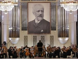 Performance from International Tchaikovsky Competition
