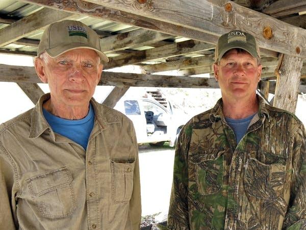 Jim Carlson and Dave Kuehn