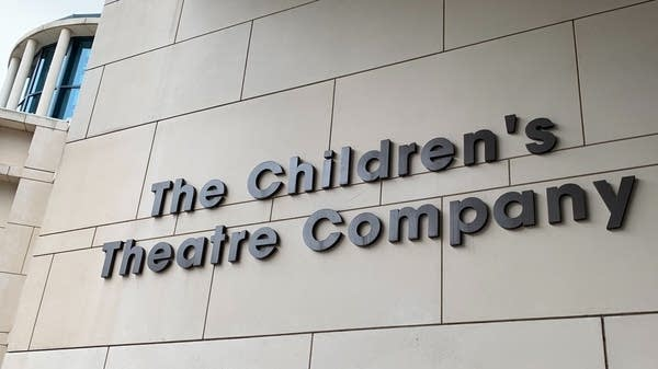 The outside of The Children's Theatre Company