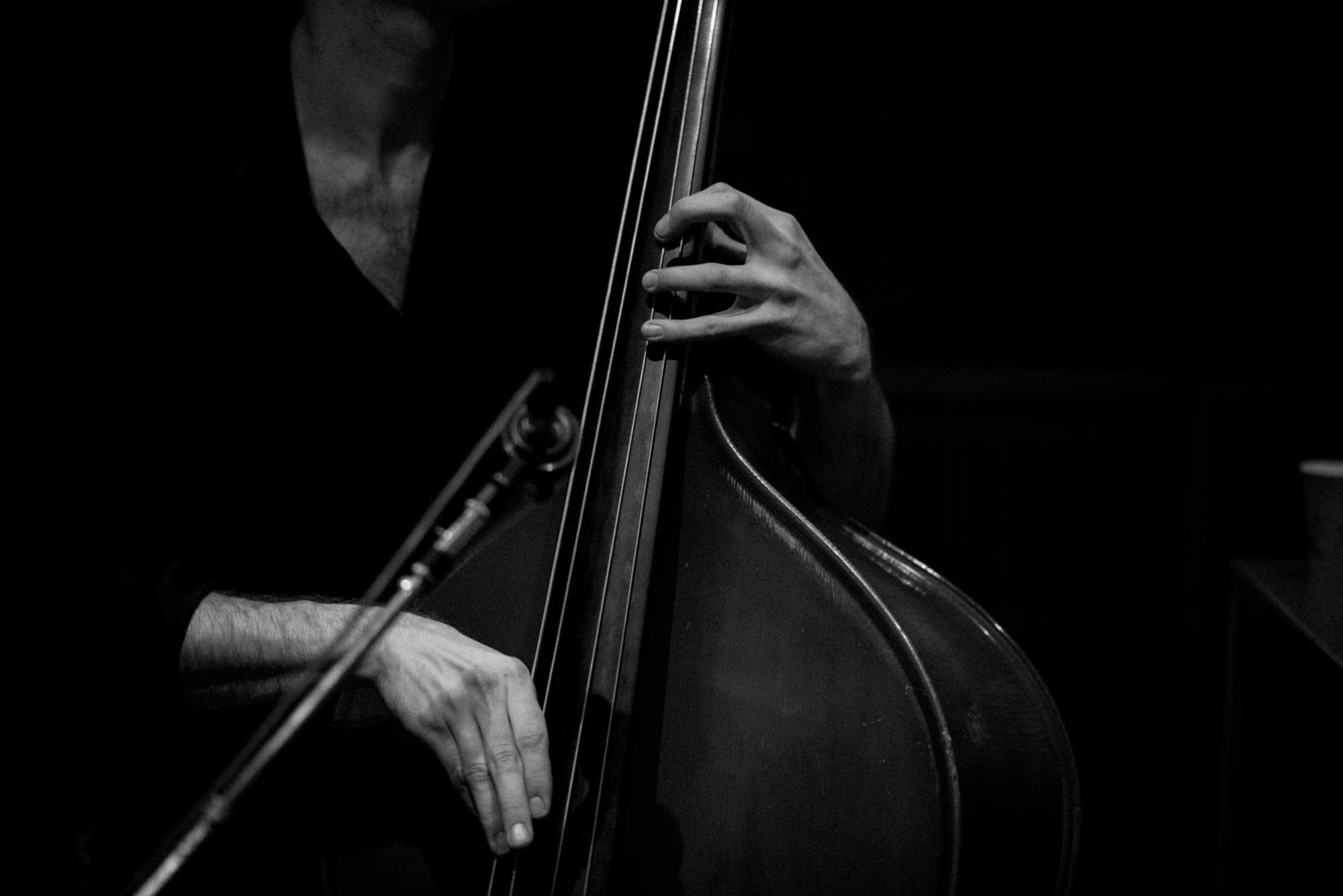 Steve Garrington bass