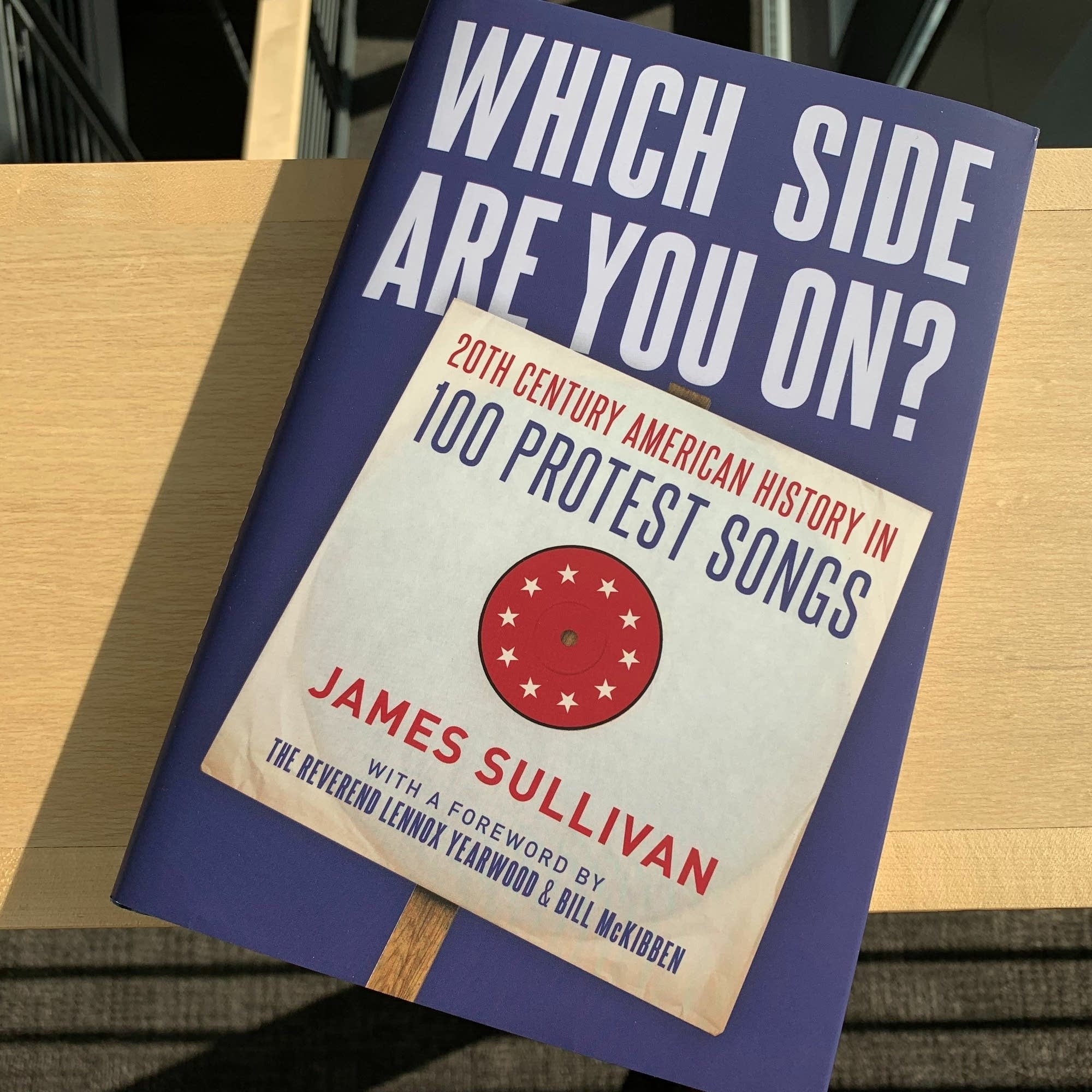 James Sullivan's book 'Which Side Are You On?'