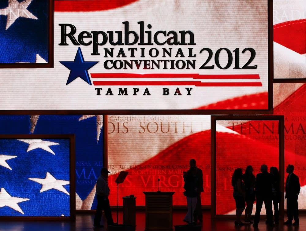 The RNC stage