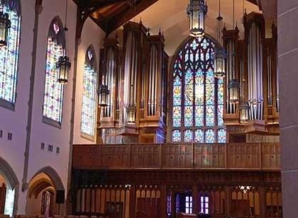 2007 Casavant organ at the Nativity of Our Lord RCC, Saint Paul, MN