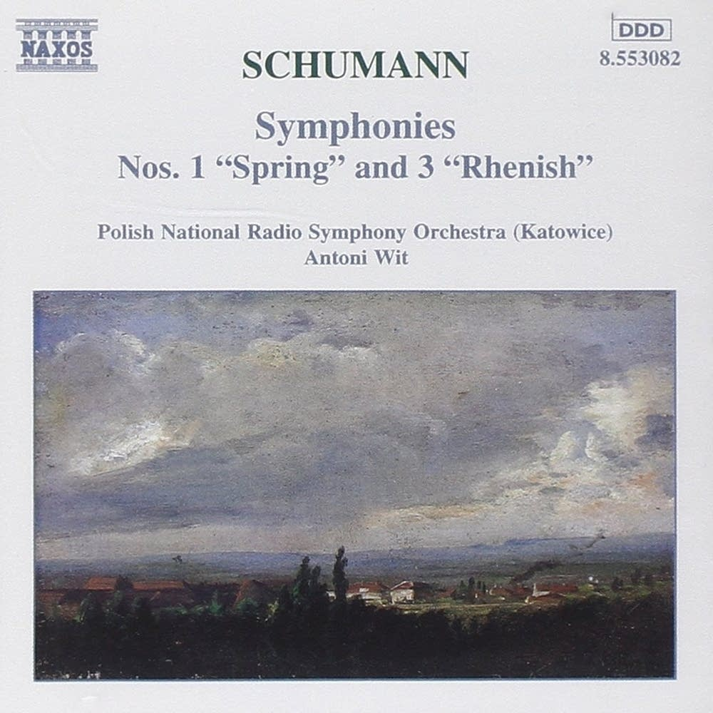 R. Schumann - Symphony No. 3