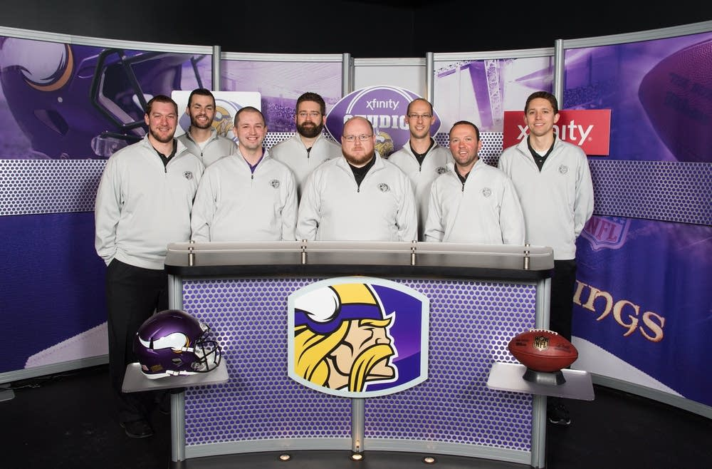 The Vikings Media Entertainment Network team