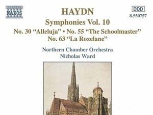 Franz Joseph Haydn - Symphony No. 55