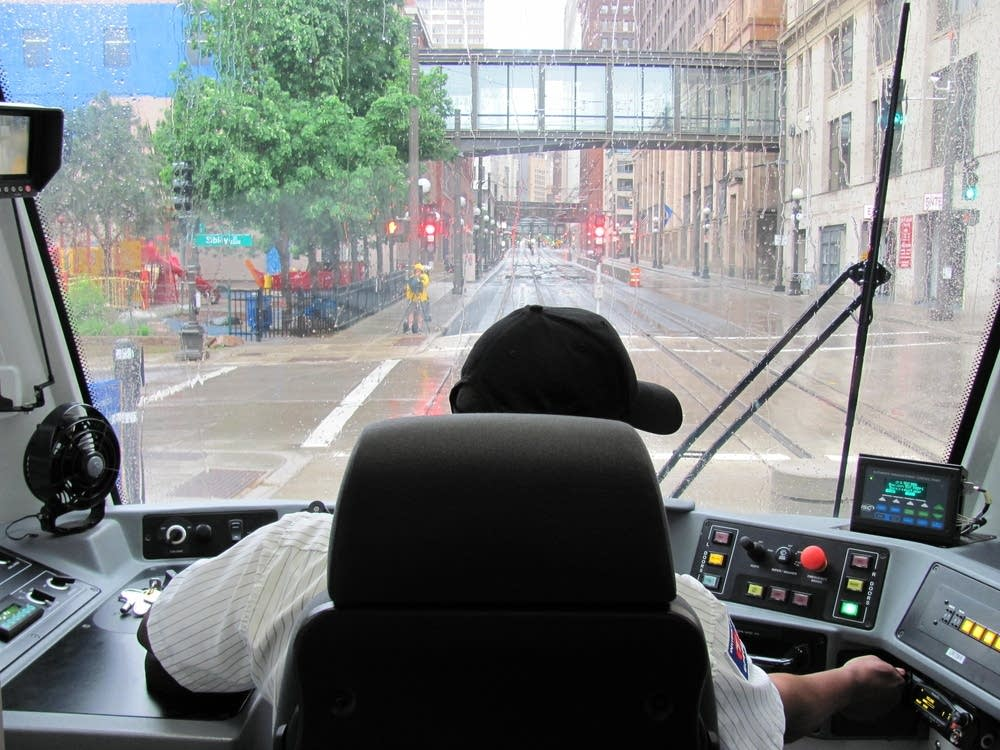 Green Line driver