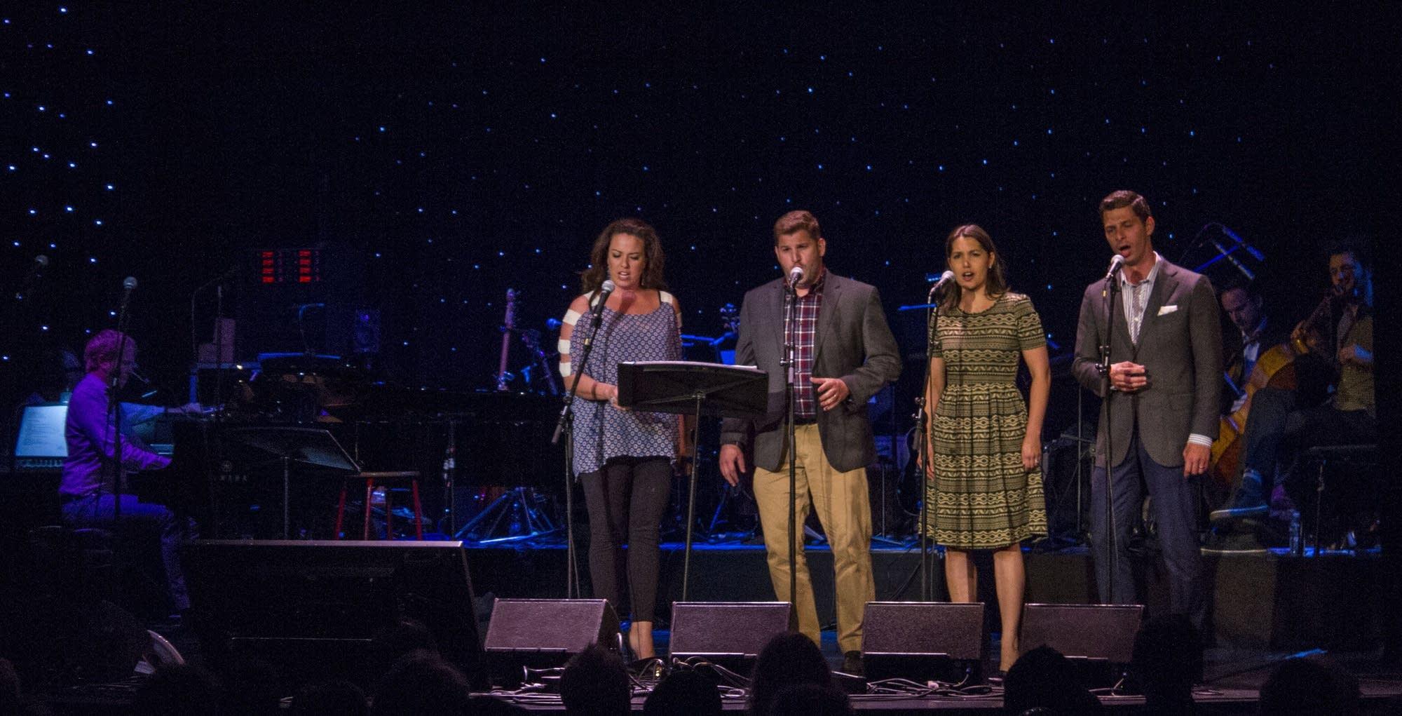 Edinburgh - 37 - Opera quartet