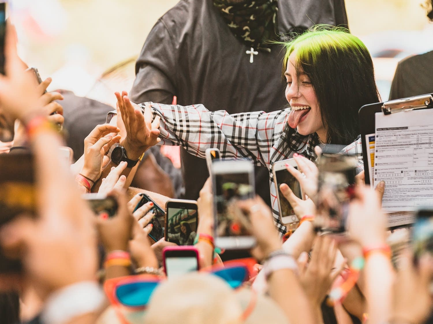 Billie Eilish at Austin City Limits Festival