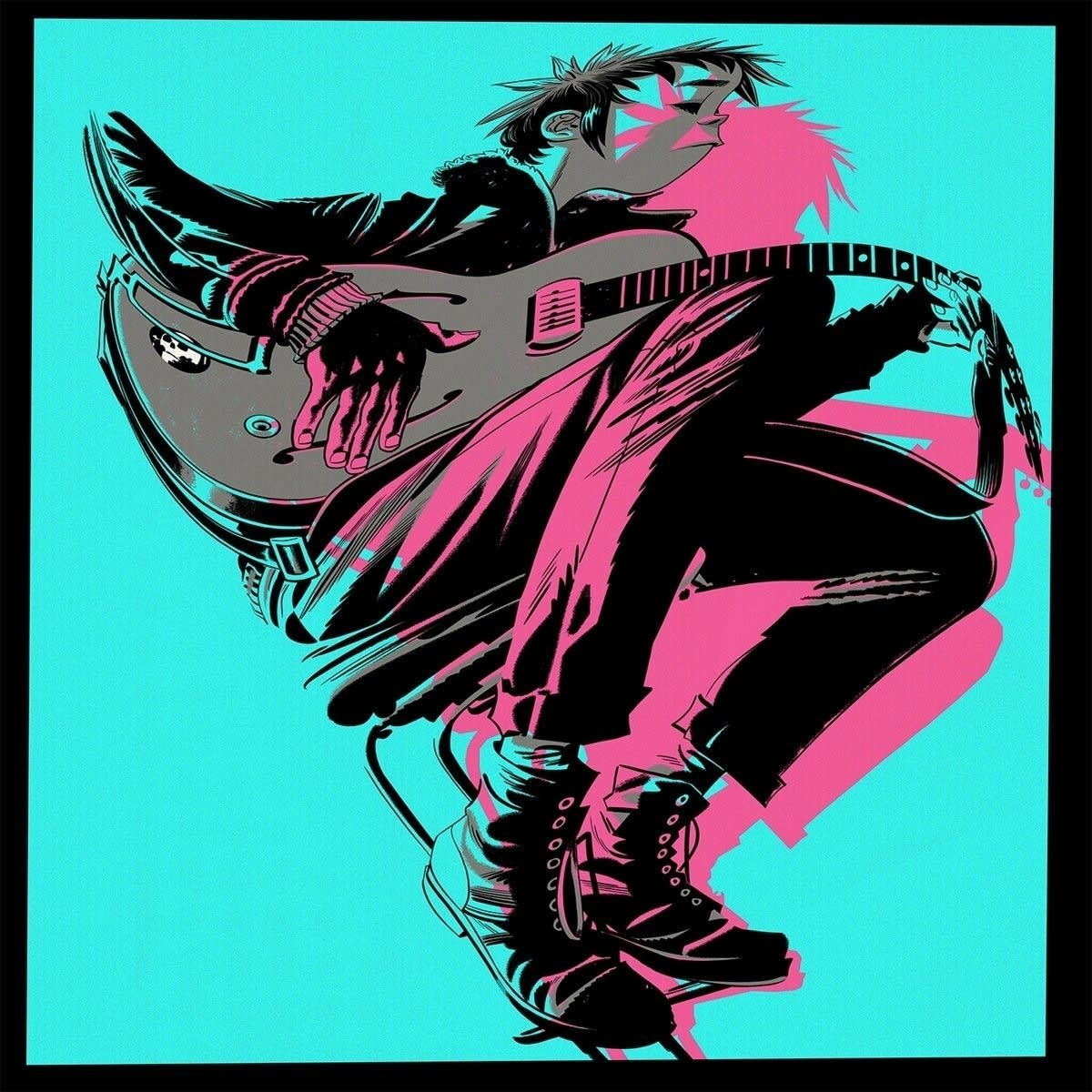 Gorillaz, 'The Now Now'
