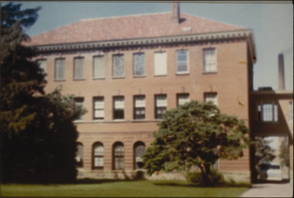 Wimmer Hall at SJU, MPR's first home