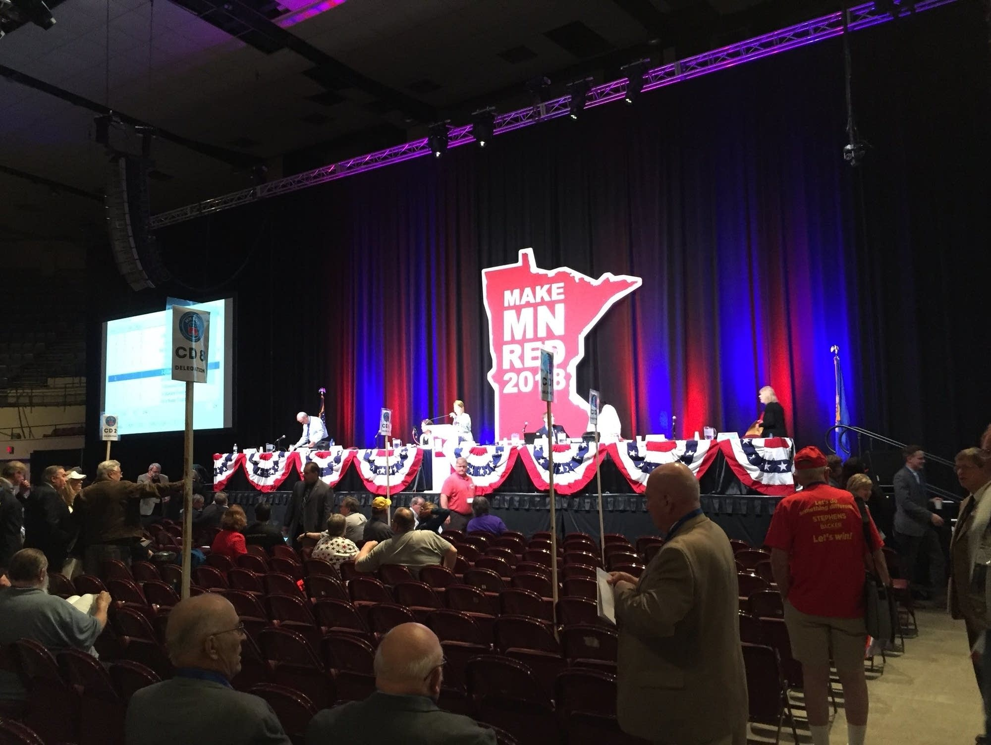Minnesota GOP convention