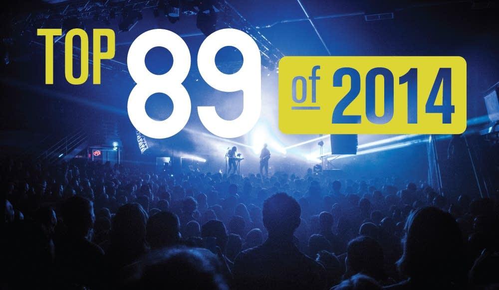 Top 89 of 2014